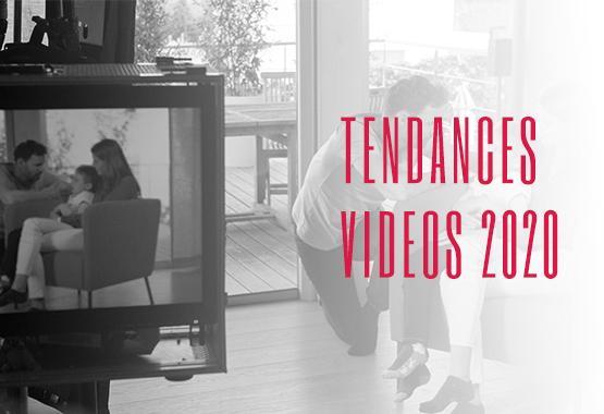 Les tendances vidéos 2020